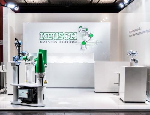 KEUSCH Robotics @ MOTEK