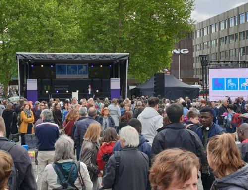 Platz für Asyl – Aktionstag Diakonie