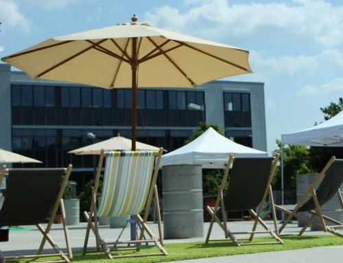 Parkhaus Sommerfest